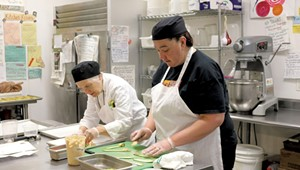 Culinary Training Program Kicks off at Chittenden Regional Correctional Facility