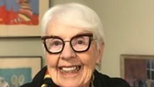 Obituary: Sheila Dugan Barton, 1930-2021