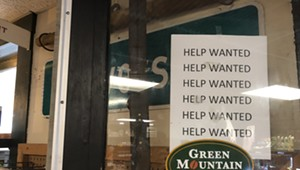 Feds Say 7 Percent of Jobs in Vermont Are Open