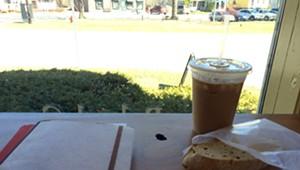 Breakfast Club: Maple Walnut Biscotti at Village Wine and Coffee