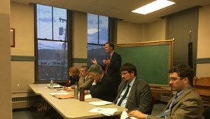 Walters: Panel Launches Quest for Campaign Finance Reforms