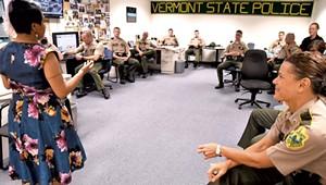 License, Registration and Pronoun: Troopers Take Transgender Training
