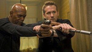 'The Hitman's Bodyguard' Offers Neither Thrills Nor Laughs