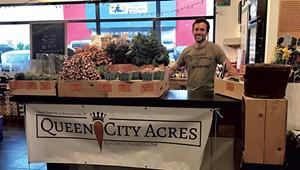 Queen City Acres Makes a Go of Urban Farming