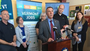 State Launches 'Think Vermont' Marketing Campaign