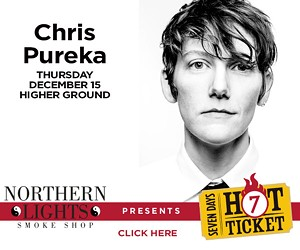 Hot Ticket: Chris Pureka