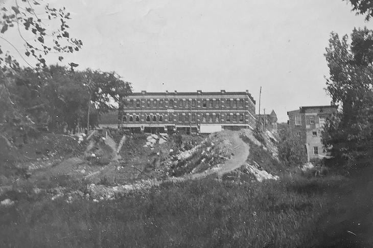 Burlington Historic Photos