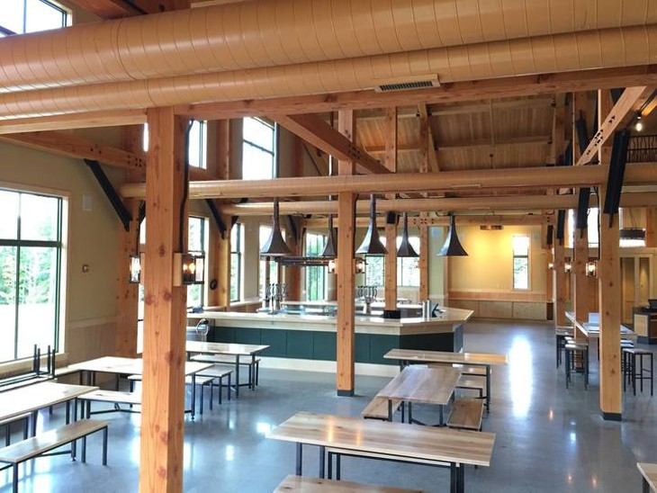 Inside the von Trapps' Brand New Bierhall