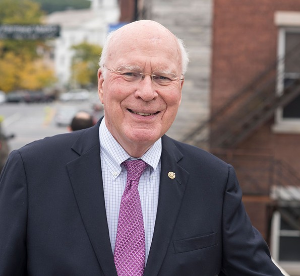 Forty Two Years A Senator Has Leahy Served Long Enough Politics