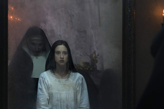TWISTED SISTER Hardy's Conjuring spin-off has gothic imagery to burn but no scares to speak of.