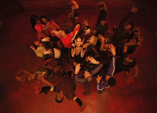 TRIP HOP A dance rehearsal goes off the rails when someone spikes the punch in the latest from bad-boy director Gaspar Noé.