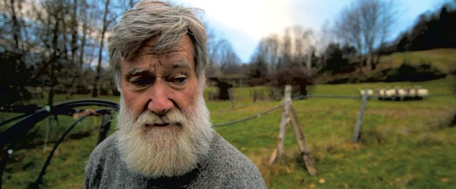 GRIM REAPER Tony Stone's latest is a character study of a troubled Vermont homesteader who looks back on his life with a mixture of dark humor and deep regret.