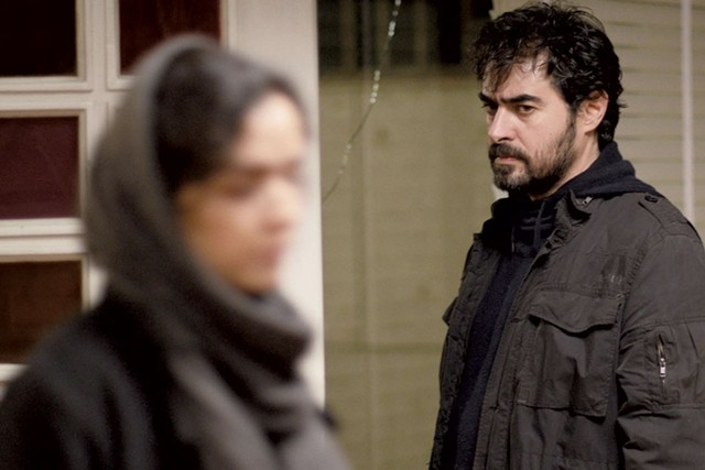 TRUMP CARD By proposing a Muslim ban, could the president have helped Farhadi's latest win an Oscar?