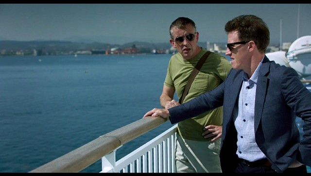 MOVEABLE FEAST Coogan (left) and Brydon take their act to the land of Picasso and Cervantes, both of whom figure into the unscripted fun.