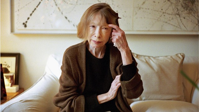 MAGICAL RETHINKING Dunne didn't intend that his big-screen birthday gift to nearly 83-year-old Didion would prompt a reassessment of her work, but it just might.