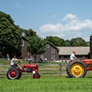 Antique Tractor Day