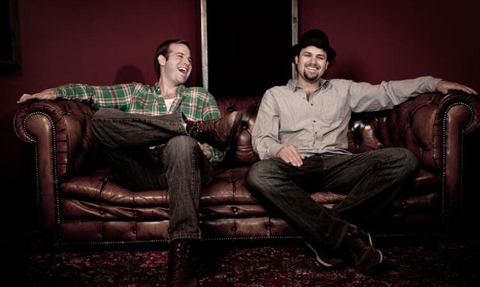 Alex Lalli and Dave DeCristo - COURTESY OF SIGNAL KITCHEN