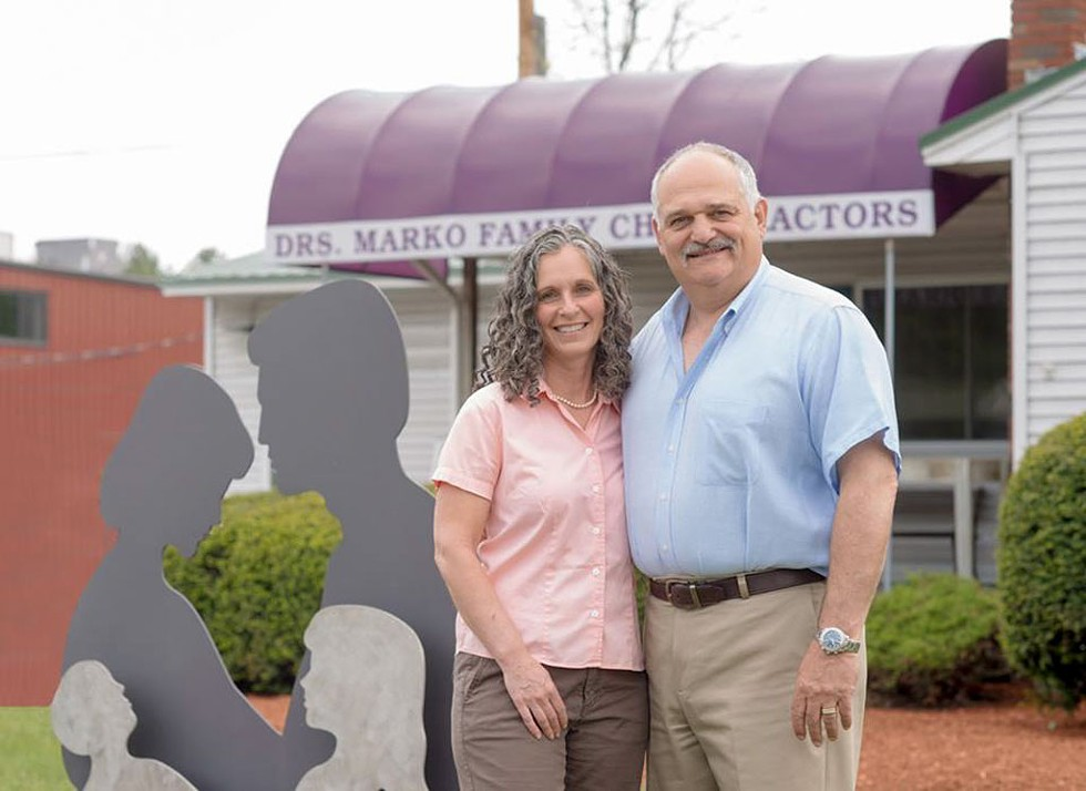 Drs. Marko Family Chiropractors - COURTESY OF DRS. MARKO FAMILY CHIROPRACTORS