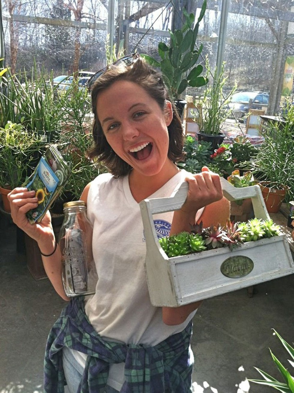 Gardener's Supply - SARAH ALEXANDER
