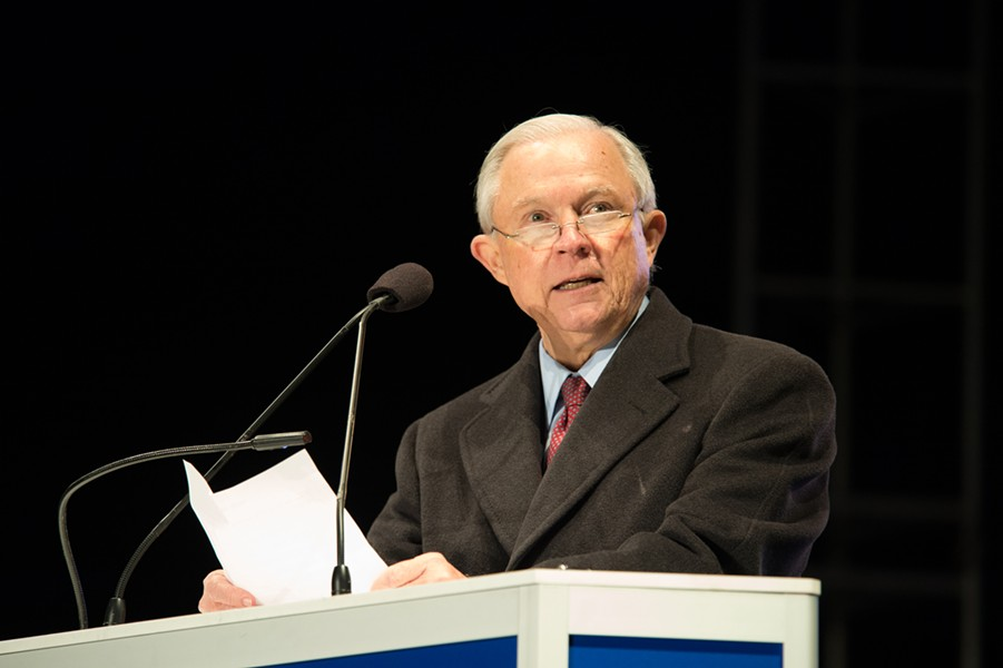 Jeff Sessions - U.S. MARSHALS SERVICE