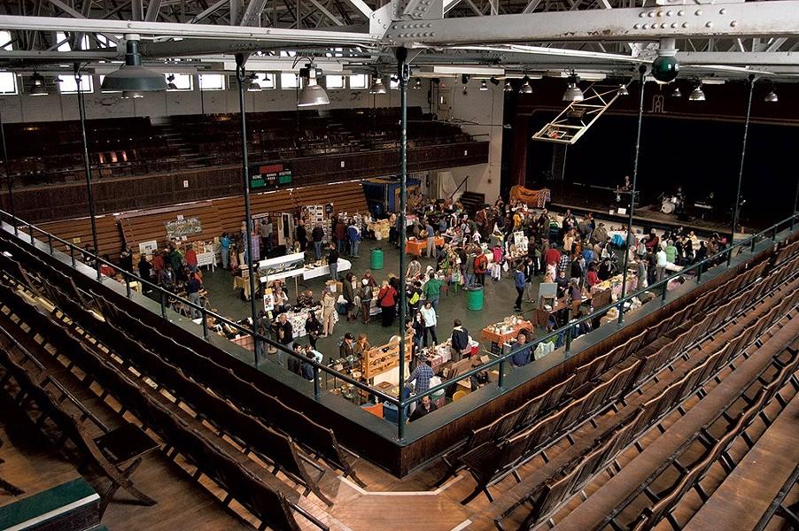 Burlington Farmers Market at Memorial Auditorium - FILE: MATTHEW THORSEN