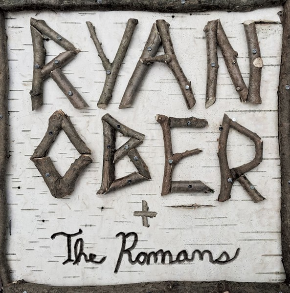 Ryan Ober + the Romans, Caveman Blues