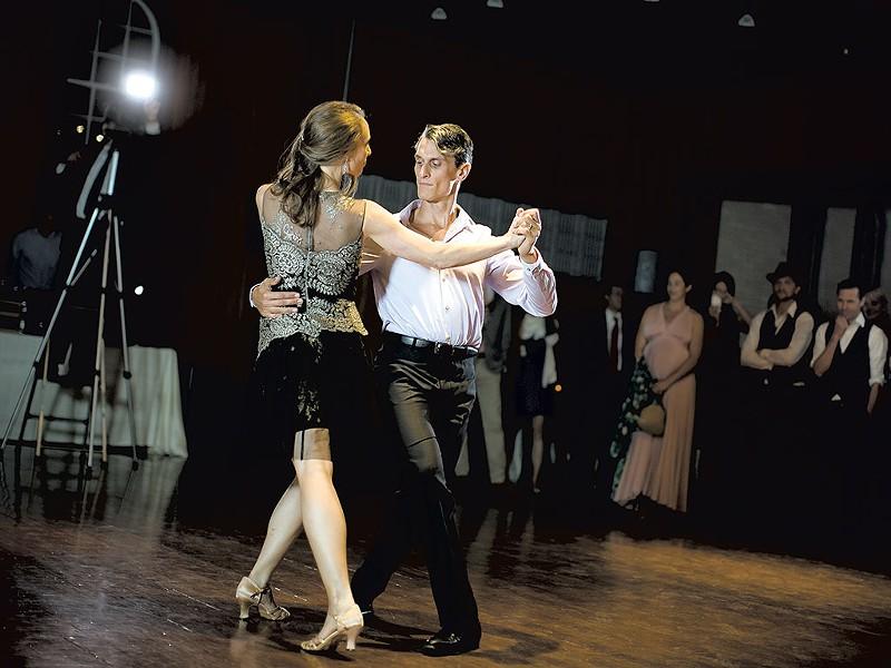 Megan Stearns and Ryan Morra - BRENT HARREWYN