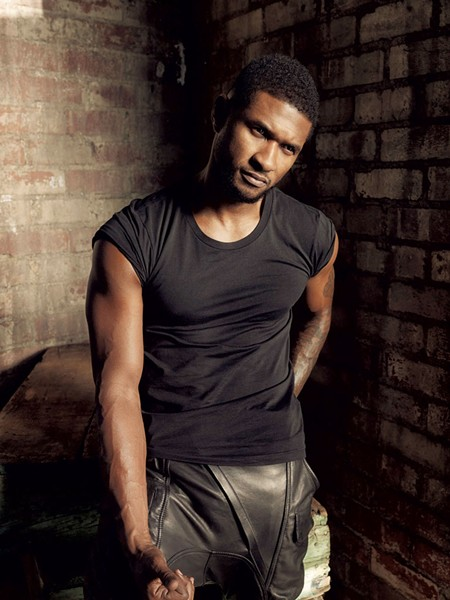 Usher - COURTESY PHOTO