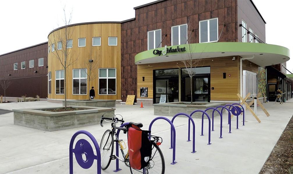 City Market's new South End store - MATTHEW THORSEN