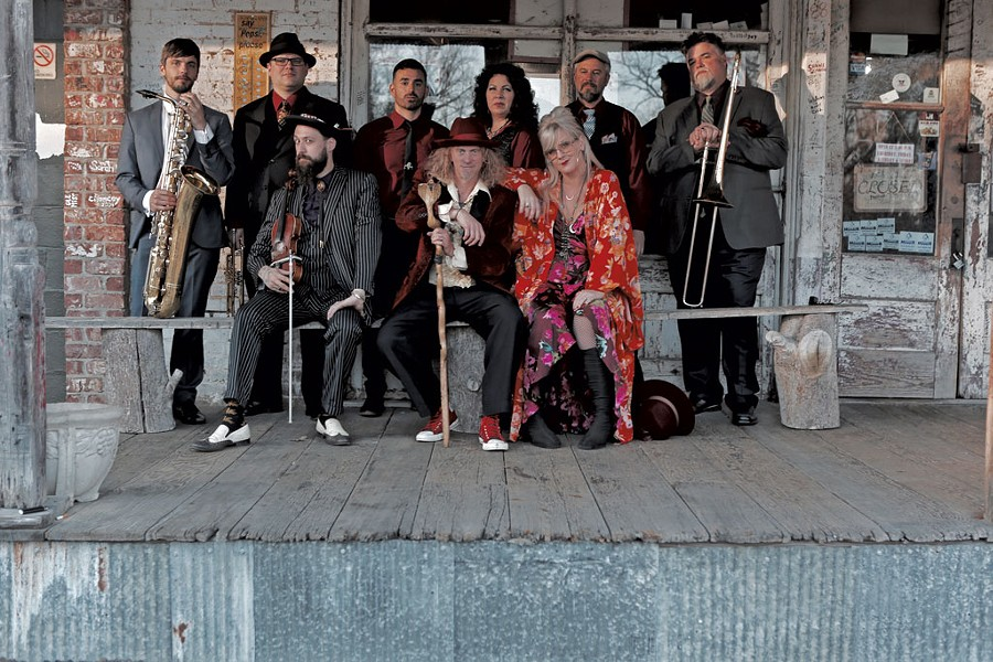 Squirrel Nut Zippers - COURTESY OF SQUIRREL NUT ZIPPERS
