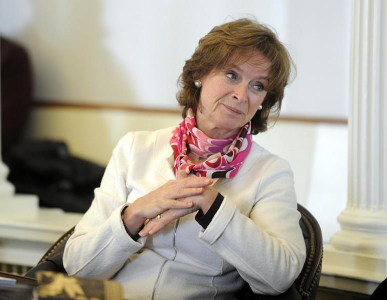 Sen. Claire Ayer (D-Addison) - FILE: JEB WALLACE-BRODEUR