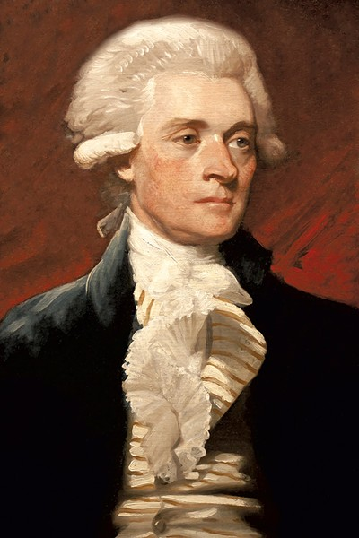 Thomas Jefferson - DREAMSTIME