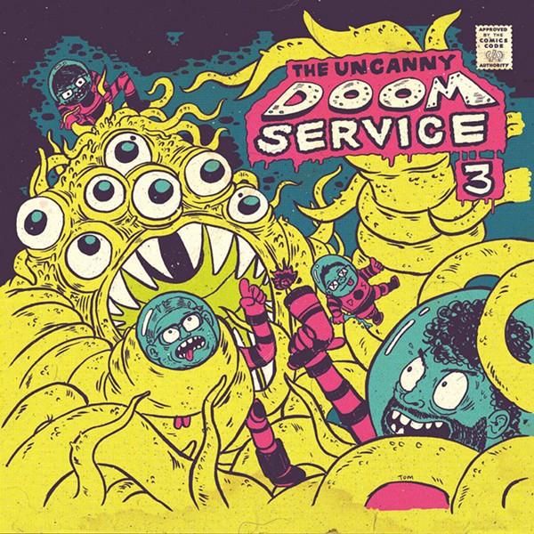 Doom Service, The Uncanny Doom Service