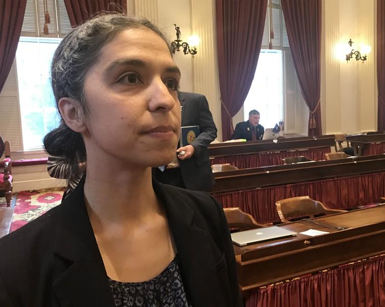 Rep. Diana González - TAYLOR DOBBS