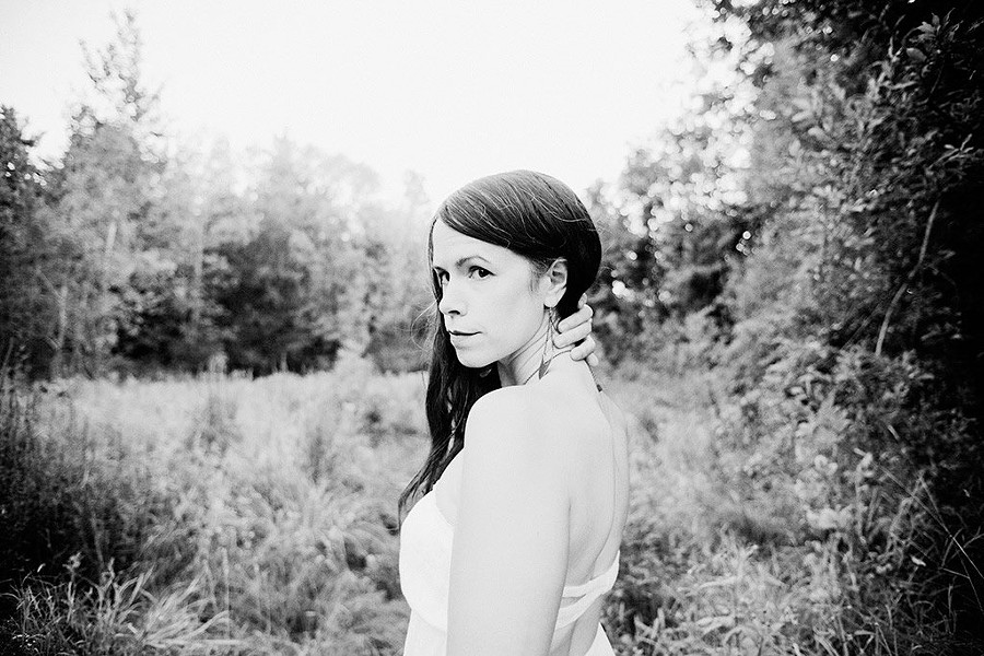 Tiffany Pfeiffer - COURTESY OF MONIKA RIVARD