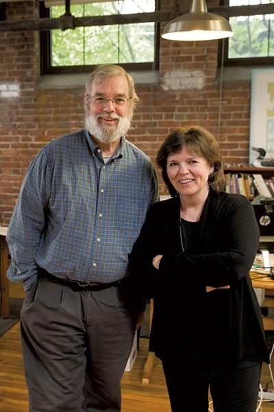 Geoffrey Gevalt and Susan Reid - OLIVER PARINI