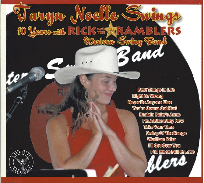 Rick and the All-Star Ramblers, Taryn Noelle Swings