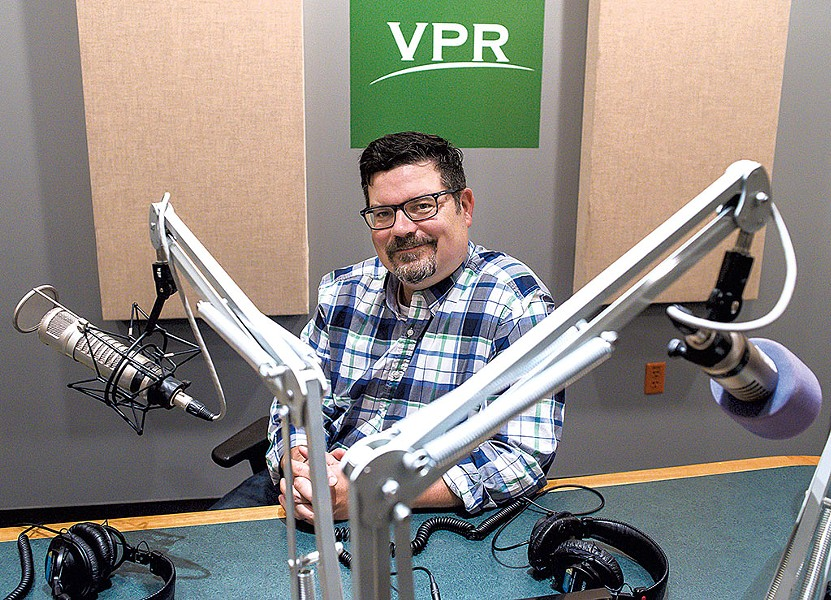 VPR president and CEO, Scott Finn - GLENN RUSSELL