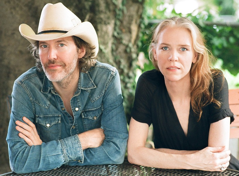 David Rawlings and Gillian Welch - COURTESY OF HENRY DILTZ