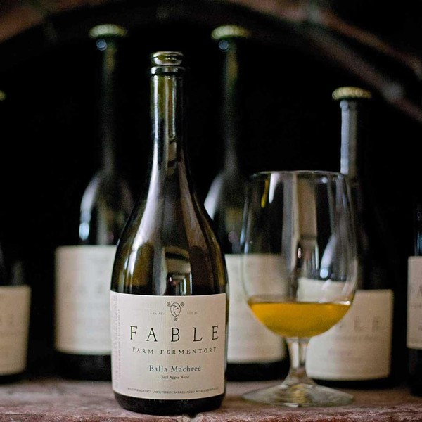 Fable Farm Fermentory Wines - COURTESY OF CHRISTOPHER PIANA