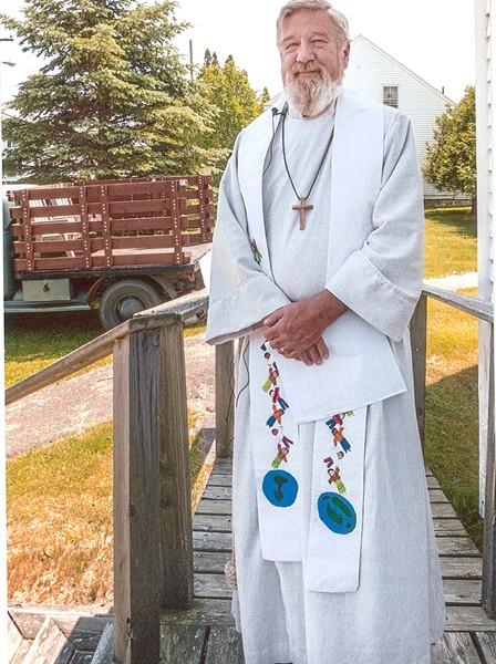 Rev. Mark W. Bolles