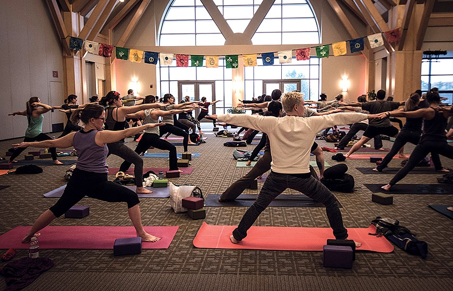 Burlington Yoga Conference