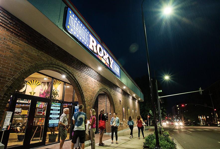 Merrill's Roxy Cinemas - GLENN RUSSELL