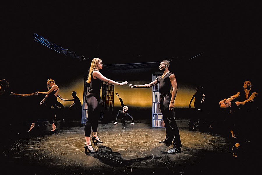 Spectrum Dance Theater: A Rap on Race