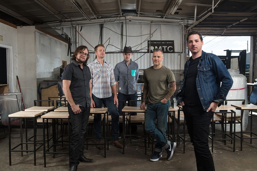 The Infamous Stringdusters - COURTESY OF SCOTT MCCORMICK