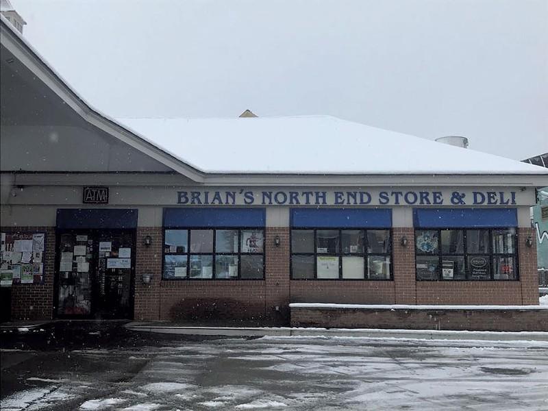 Brian's North End Store & Deli - COURTESY OF BRIAN'S NORTH END STORE & DELI
