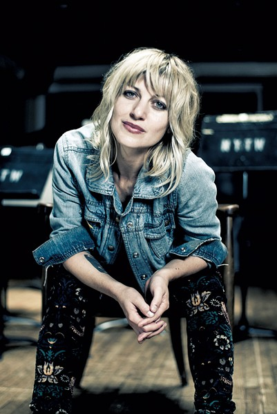 Anaïs Mitchell - COURTESY OF JAY SANSONE