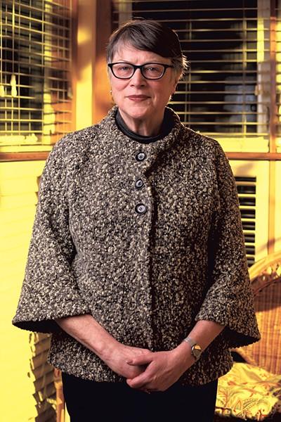 Jane Knodell - FILE: MATTHEW THORSEN