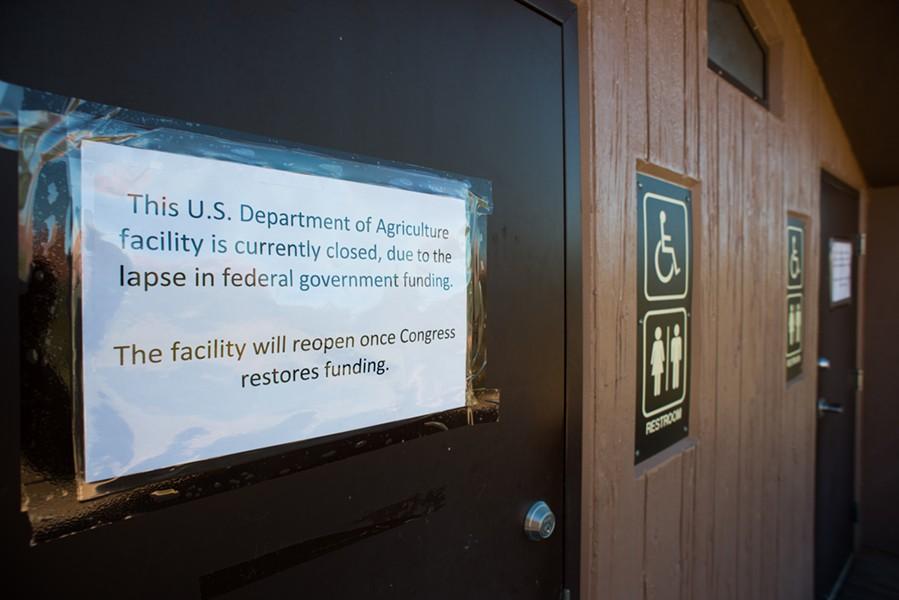 Many federal agencies are currently shuttered. - ALYAKSANDR STZHALKOUSKI | DREAMSTIME.COM