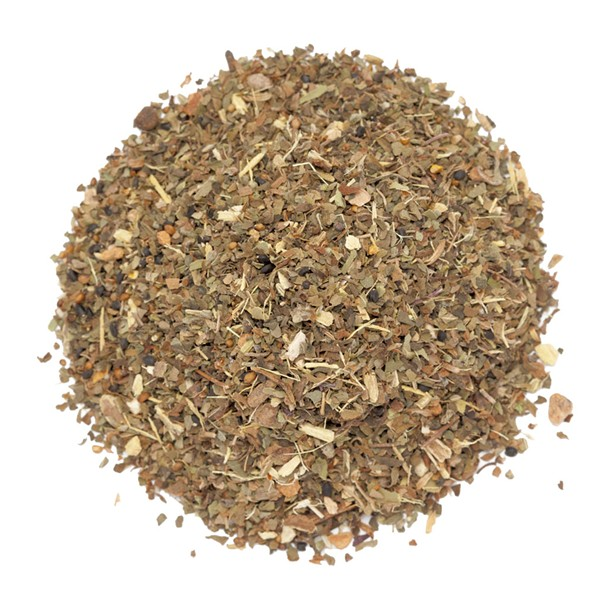 Tea made with dried tulsi - DREAMSTIME
